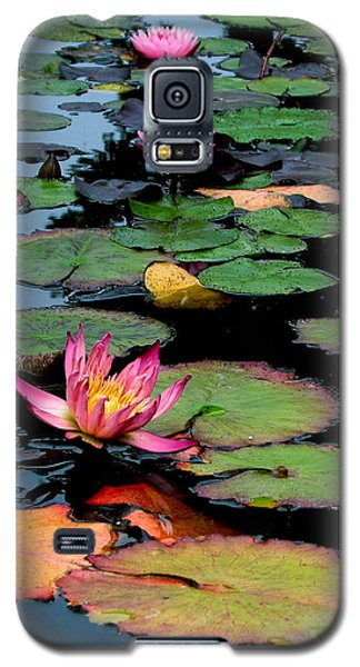 Lilly Pads Galaxy S5 Case