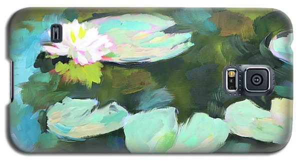 Lillypad Reflections Galaxy S5 Case