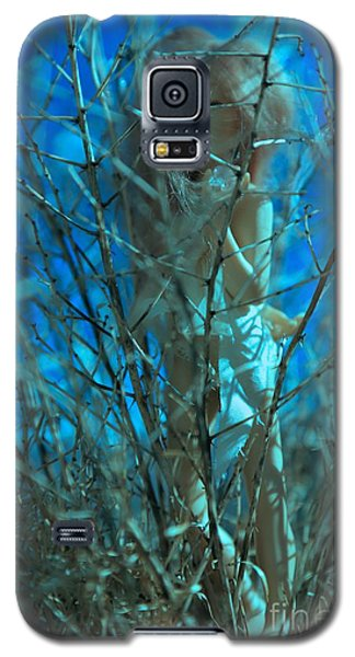 Lily Came Back Galaxy S5 Case