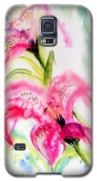 Lily Folly Galaxy S5 Case