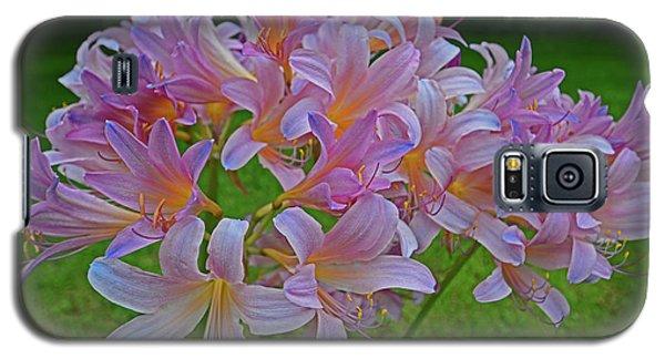Lily Lavender Galaxy S5 Case