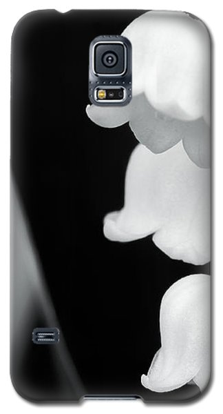 Lily Of The Valley Abstract Galaxy S5 Case