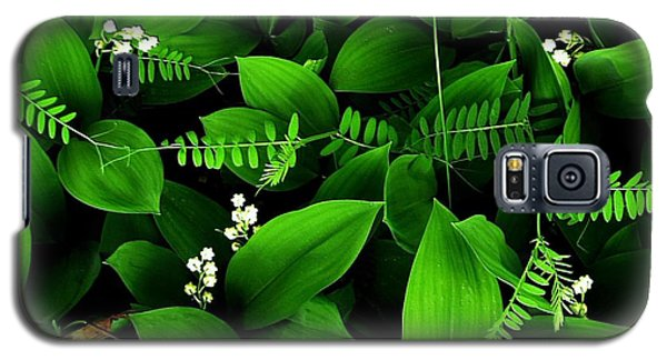 Lily Of The Valley Galaxy S5 Case by Elfriede Fulda