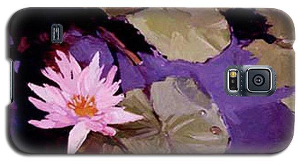 Lily Pad Galaxy S5 Case