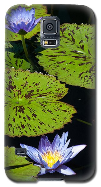 Lily Pads Galaxy S5 Case