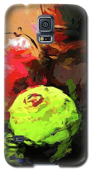 Lime Pepper Apple Red Galaxy S5 Case