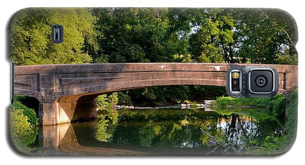 Lime Valley Bridge Galaxy S5 Case