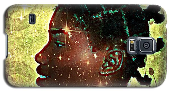 Galaxy S5 Case featuring the photograph Limitless by Iowan Stone-Flowers