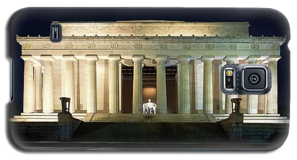 Lincoln Memorial At Twilight Galaxy S5 Case
