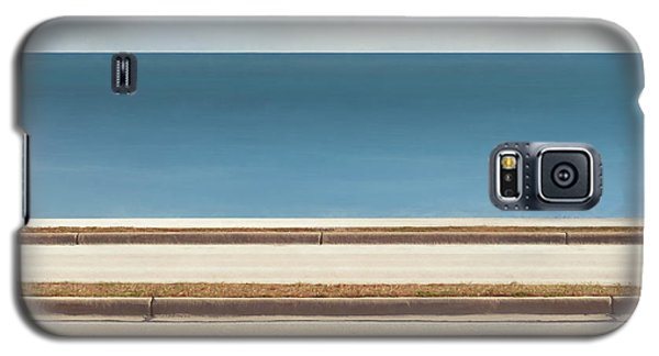 Lincoln Memorial Drive Galaxy S5 Case by Scott Norris