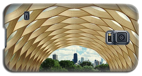 Lincoln Park Zoo Nature Boardwalk Panorama Galaxy S5 Case