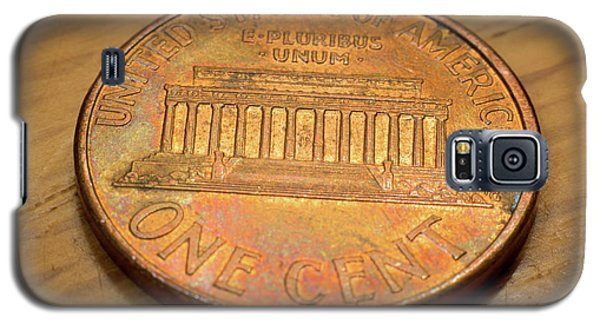 Lincoln Penny Galaxy S5 Case