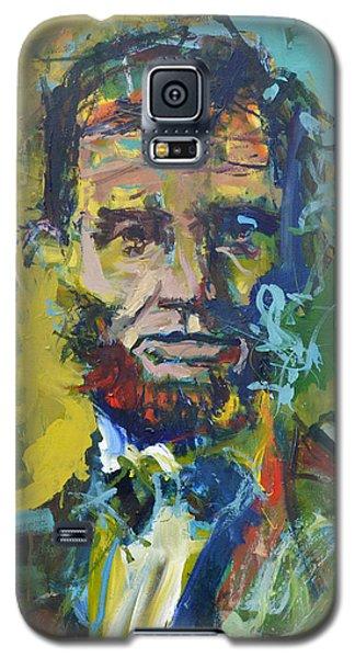 Lincoln Galaxy S5 Case