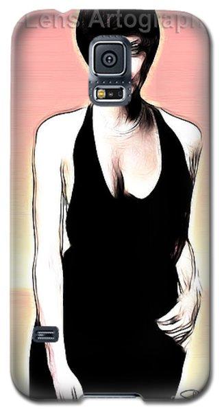 Linda Thorson Galaxy S5 Case