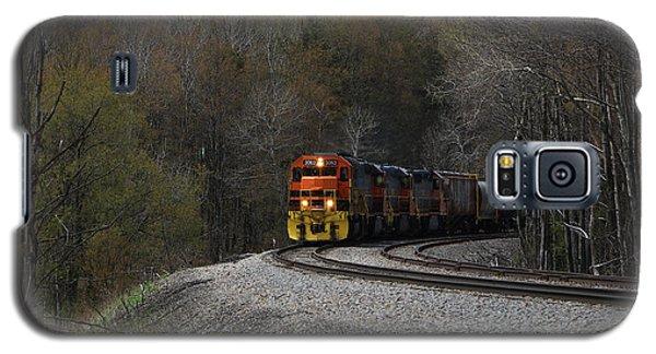 Lindholm Train Galaxy S5 Case