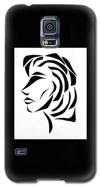 Lindsay Galaxy S5 Case by Delin Colon