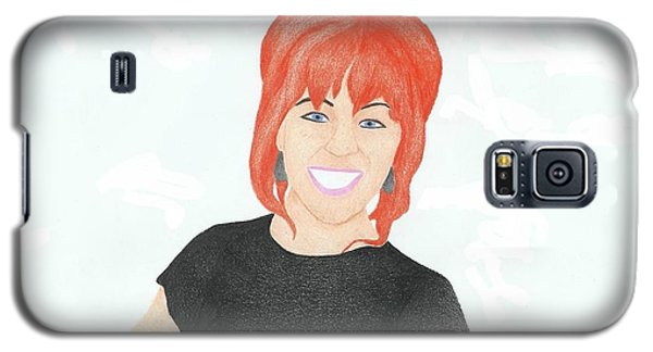 Lindsey Stirling Galaxy S5 Case