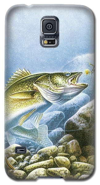 Lindy Walleye Galaxy S5 Case