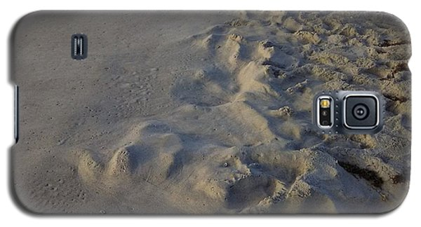 Line In The Sand Galaxy S5 Case