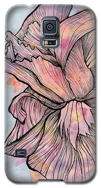 Lines And Layers Galaxy S5 Case