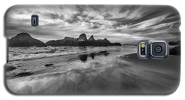 Lines In The Sand At Seal Rock Galaxy S5 Case