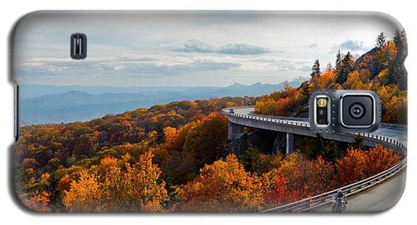 Linn Cove Viaduct Galaxy S5 Case