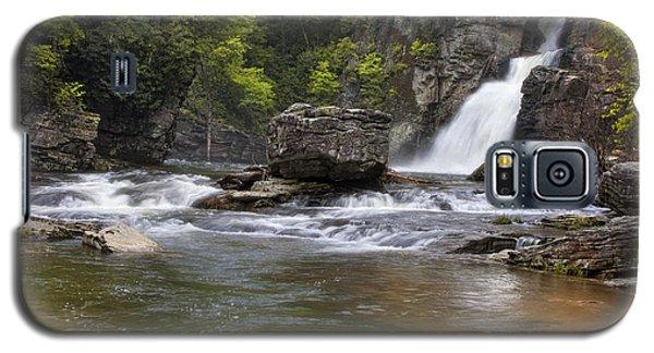 Linville Falls Basin Galaxy S5 Case