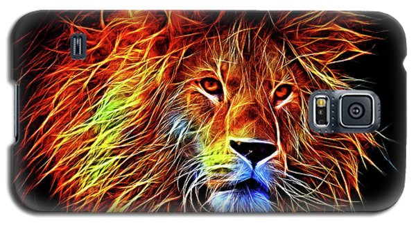 Lion 12818 Galaxy S5 Case