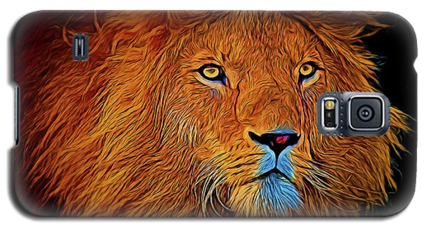 Lion 16218 Galaxy S5 Case