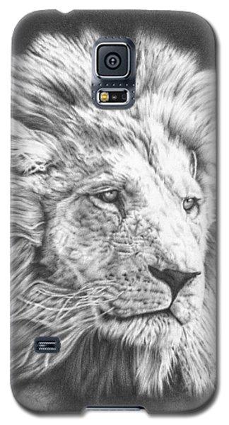 Fluffy Lion Galaxy S5 Case