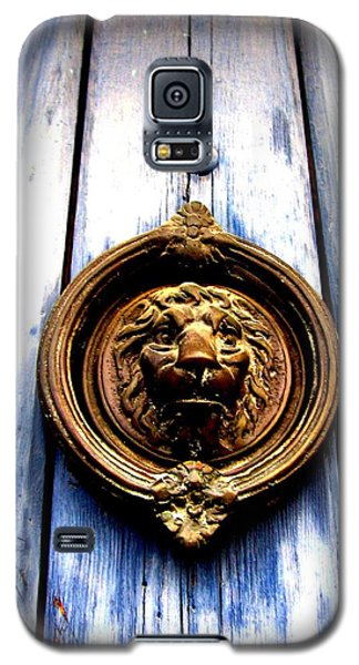 Lion Dreams Galaxy S5 Case