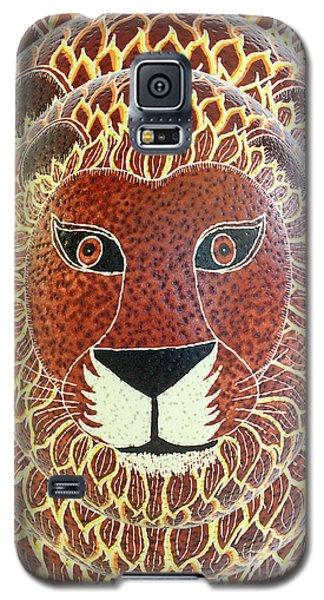 Lion Galaxy S5 Case