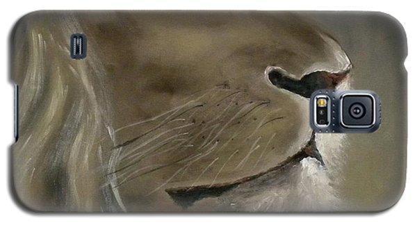 Lion Galaxy S5 Case by Edwin Alverio