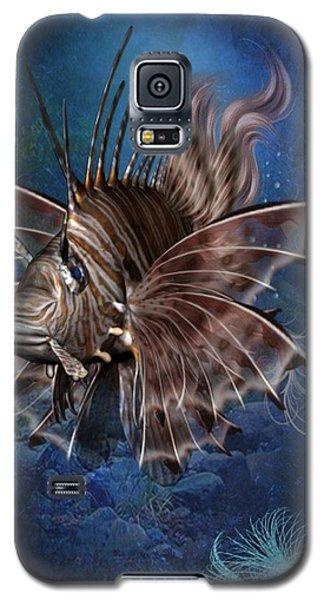 Lion Fish Galaxy S5 Case