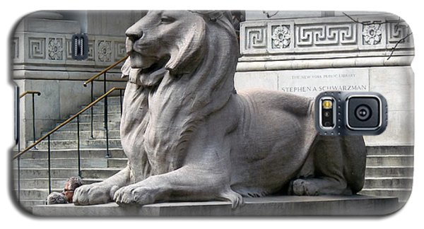 Lion Guards Literature Galaxy S5 Case