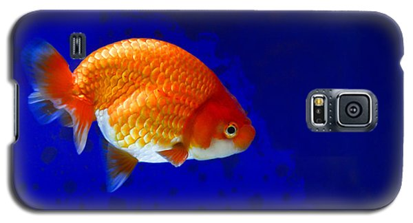 Lion Head Goldfish 6 Galaxy S5 Case