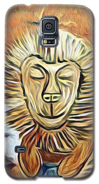 Lion Of Judah II Galaxy S5 Case