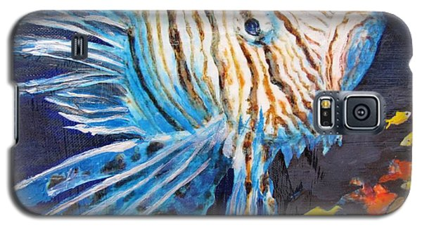 Lion Of The Sea 2 Galaxy S5 Case by Gary Smith