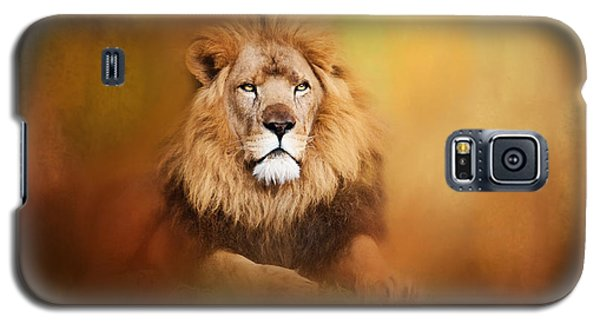 Lion - Pride Of Africa I - Tribute To Cecil Galaxy S5 Case