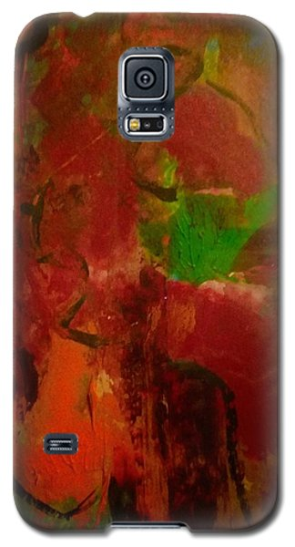 Lion Proile Galaxy S5 Case