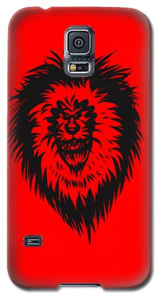 Lion Roar Galaxy S5 Case