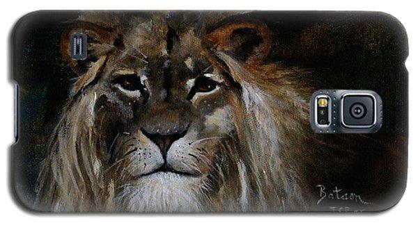 Sargas The Lion Galaxy S5 Case by Barbie Batson