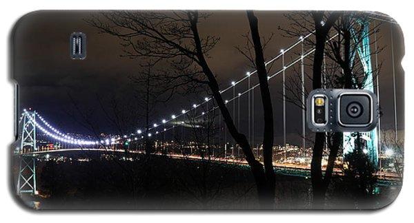 Lions Gate Bridge Galaxy S5 Case