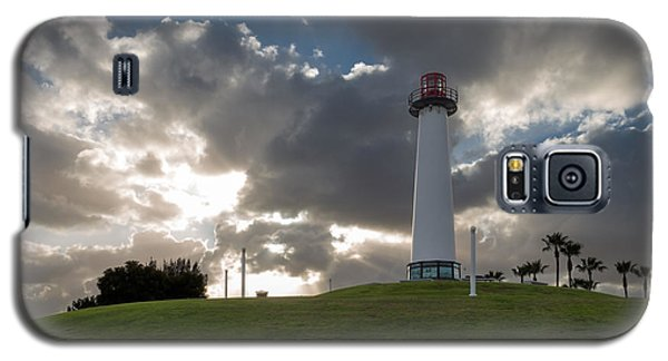 Lion's Lighthouse For Sight - 2 Galaxy S5 Case