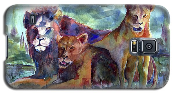 Lion's Play Galaxy S5 Case