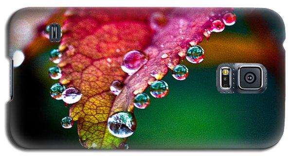 Liquid Beads Galaxy S5 Case