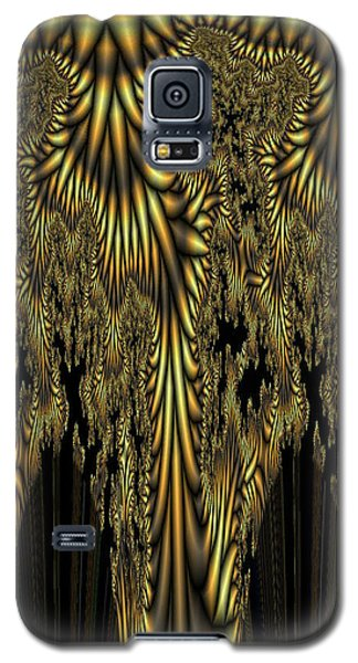 Liquid Gold Galaxy S5 Case