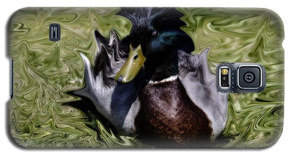 Liquid Mallard Galaxy S5 Case