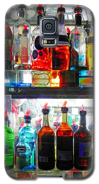 Liquor Cabinet Galaxy S5 Case by Francesa Miller