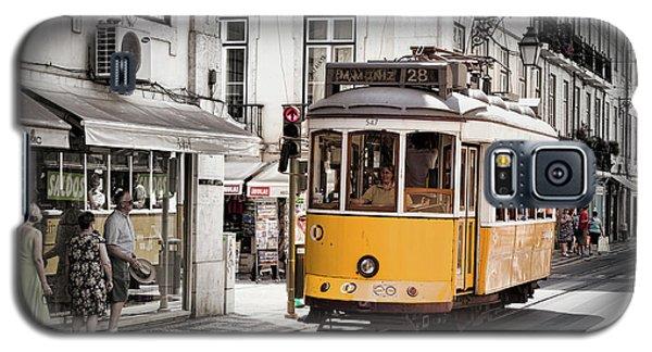 Lisboa Tram I Galaxy S5 Case